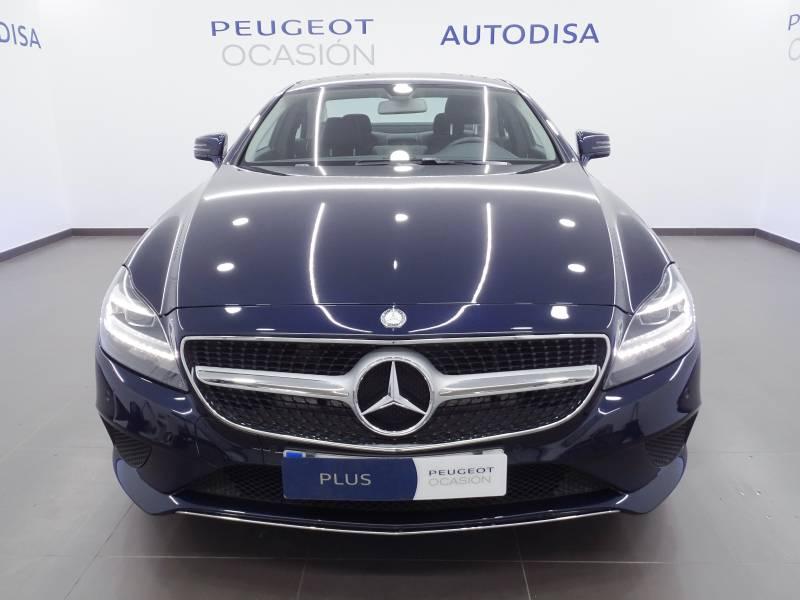 Mercedes-Benz Clase CLS 2.0