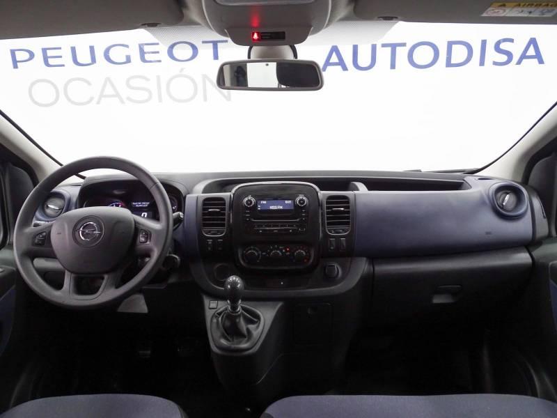 Opel Vivaro 1.6CDTI S/S 92kW (125CV) L1 2.7t Combi 9 -