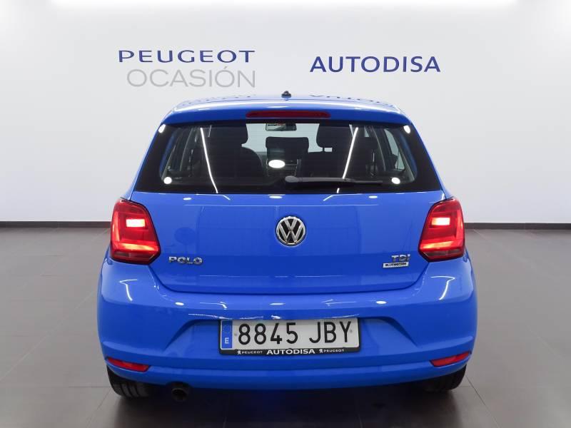 Volkswagen Polo 1.4 TDI POLO+ 90 HP ADVANCE BMT