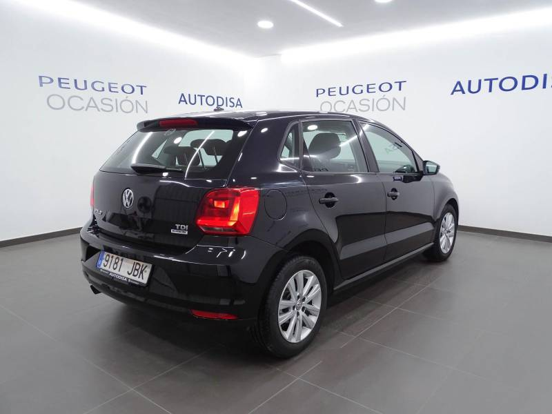 Volkswagen Polo 1.4 TDI 90CV BMT Advance