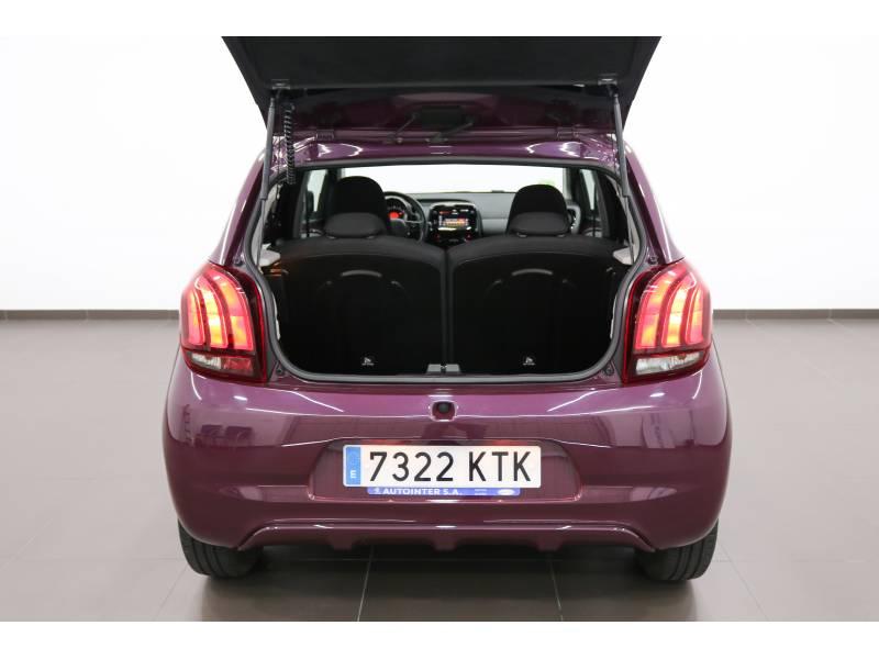 Peugeot 108 VTI