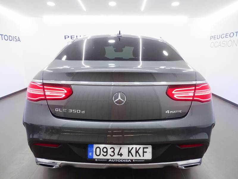Mercedes-Benz Clase GLE Coupé 3.0
