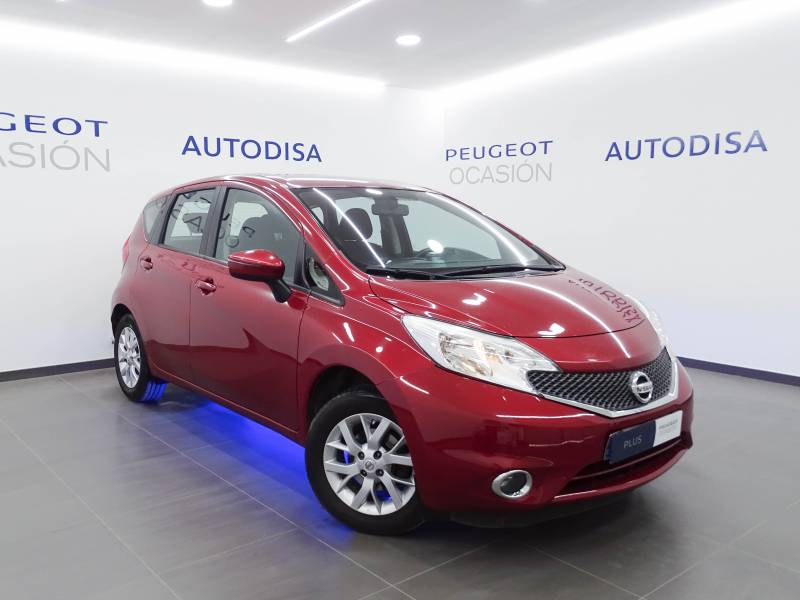 Nissan Note 1.2 30-03-2015