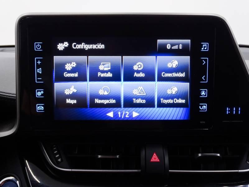 Toyota C-HR 1.8 HYBRIDO