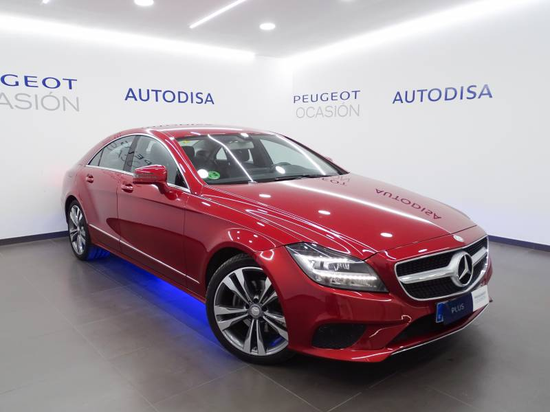 Mercedes-Benz Clase CLS 2.1 D
