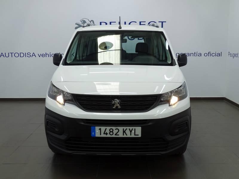 Peugeot Rifter Standard BlueHDi 73kW Access