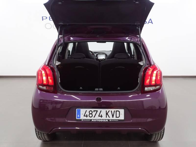 Peugeot 108 1.0 vti