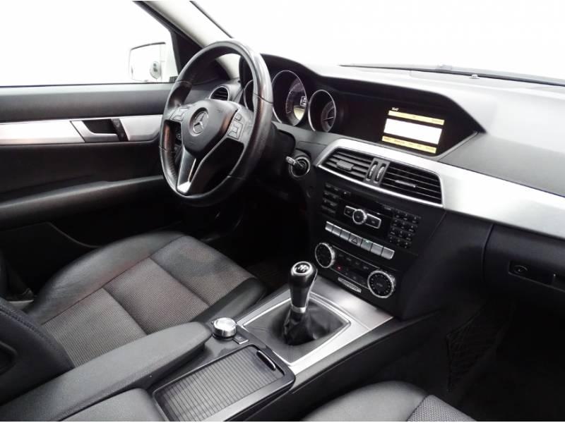 Mercedes-Benz Clase C 1.8