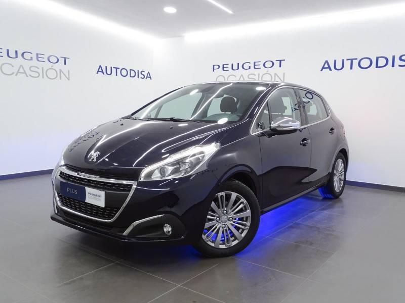 Peugeot 208 5P ALLURE 1.2L PureTech EAT6 81KW (110CV Allure