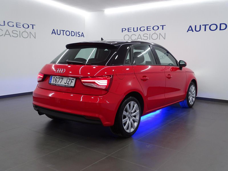 Audi A1 1.0 TFSI 70kW Sportback Attraction