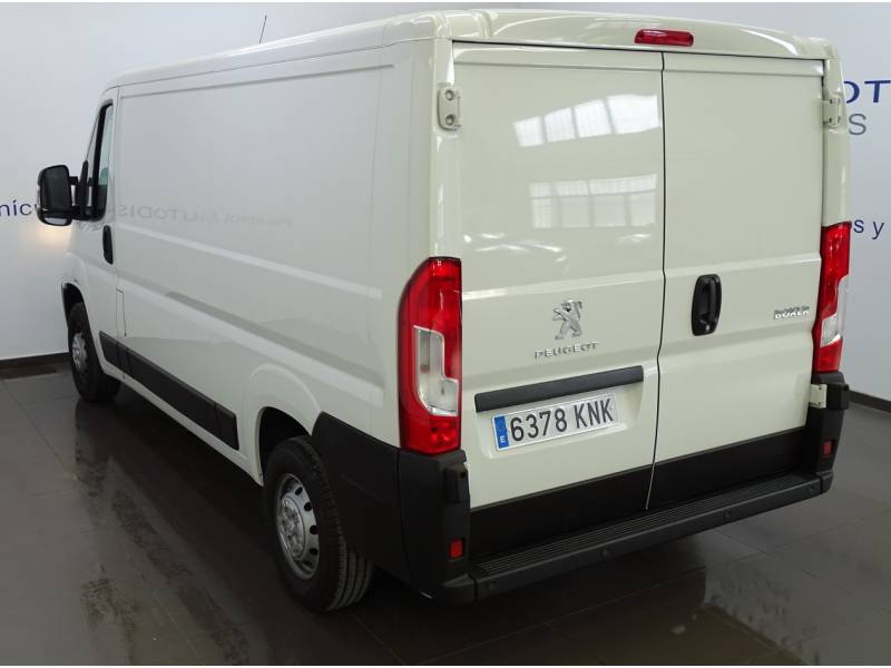 Peugeot Boxer 330 L1H1 BlueHDi 81KW (110CV) Pack