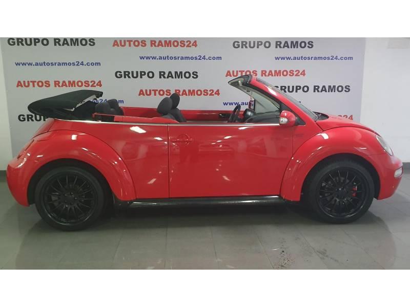 Volkswagen Beetle Cabriolet 1.6