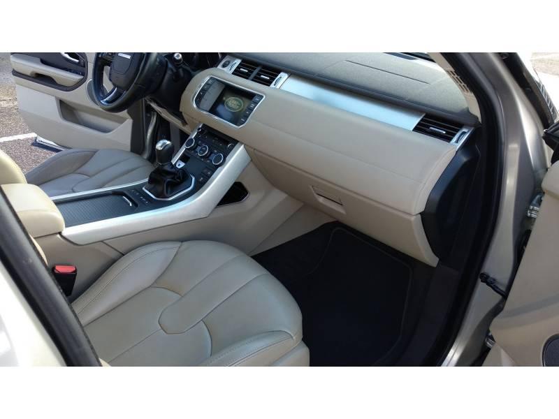 Land Rover Range Rover Evoque 2.2L TD4 150CV 4x4 Pure Tech