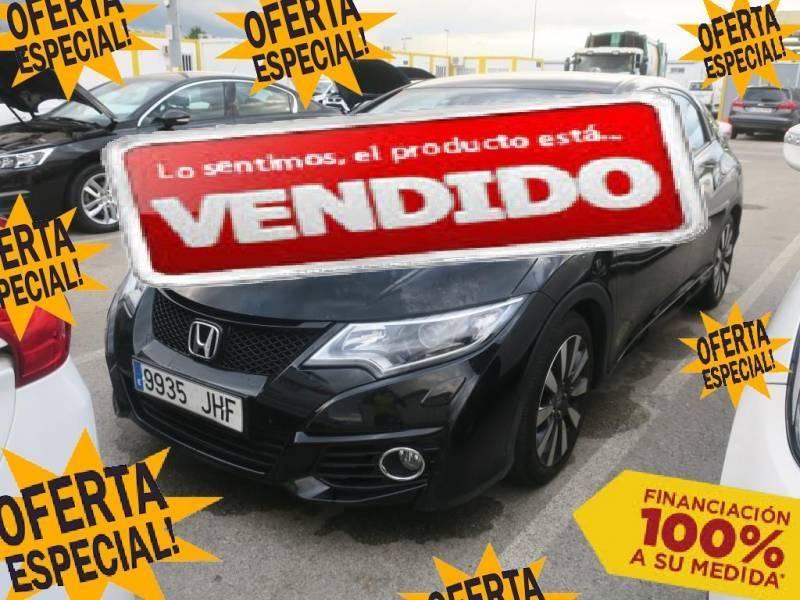 Honda Civic 1.6 i-DTEC   Navi Pack Elegance