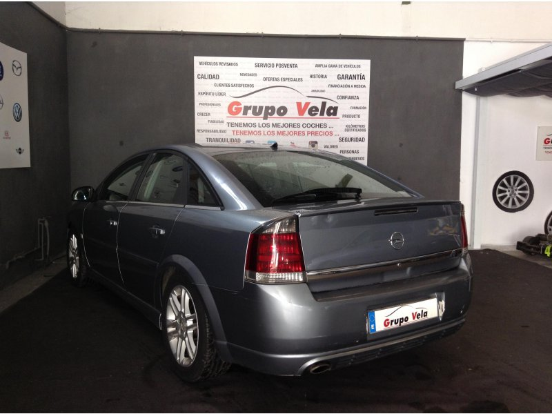 Opel Vectra 2.2 DTI 16v GTS