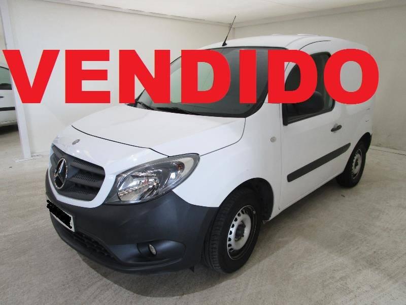 Mercedes-Benz Citan 108 CDI Furgón Compacto -
