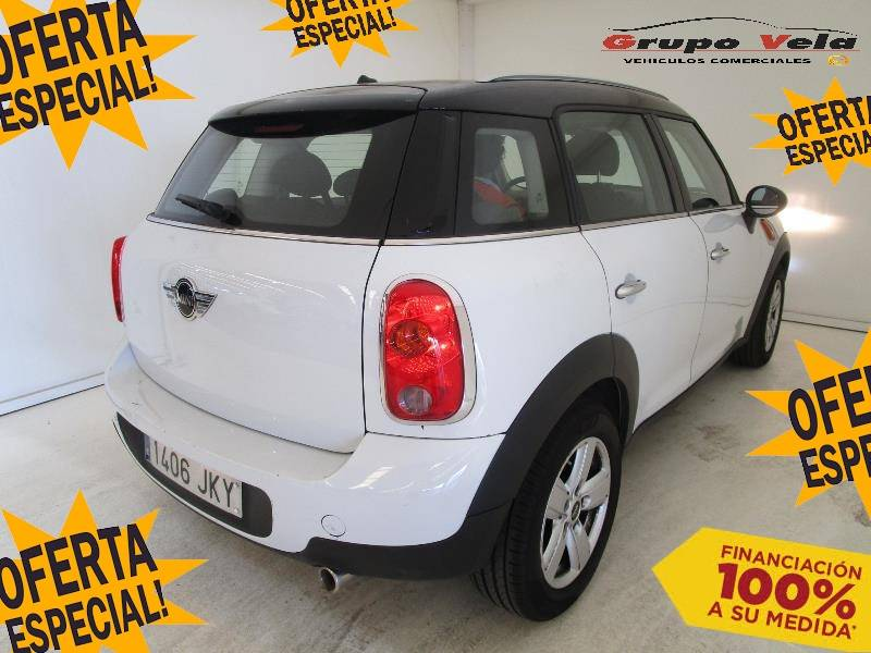 Mini Countryman 1.6   D Cooper