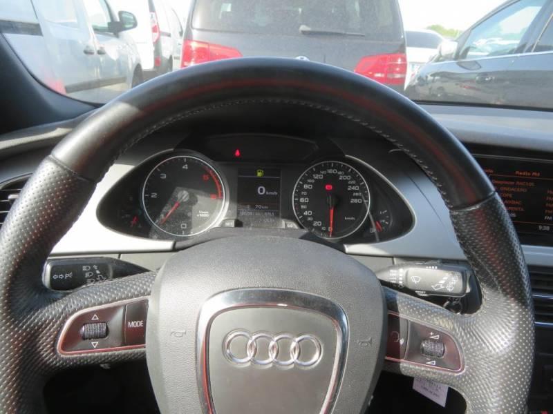 Audi A4 Avant 2.0 TDI 143 multitr S line edition