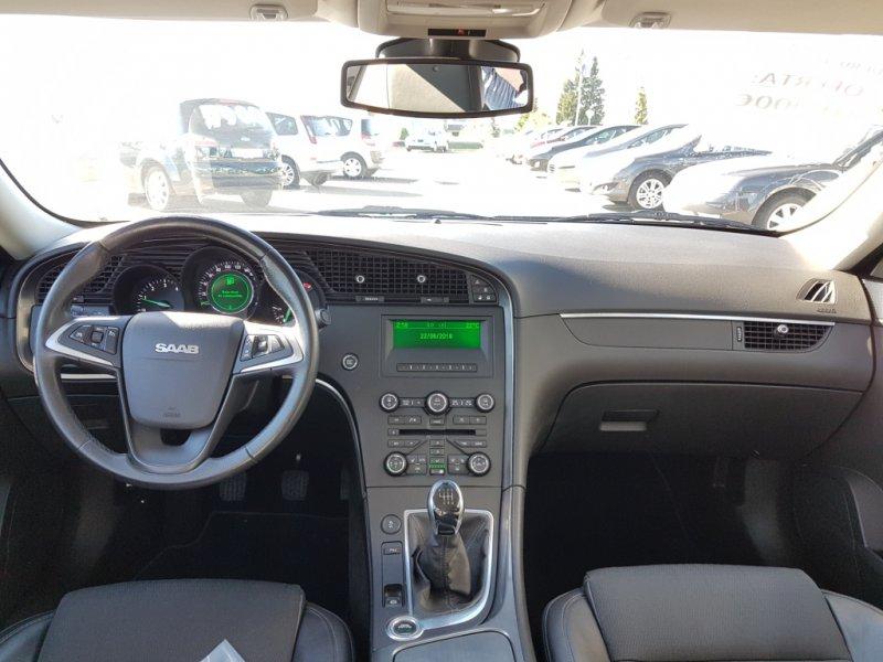Saab 9-5 2.0 TiD Vector