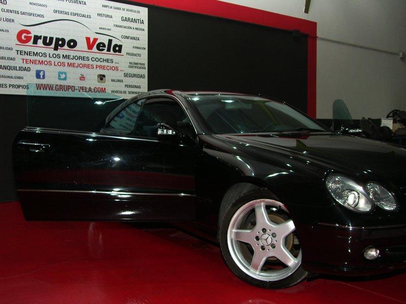 Mercedes-Benz Clase C C 180 K SPORTCOUPÉ INDIANAPOLIS