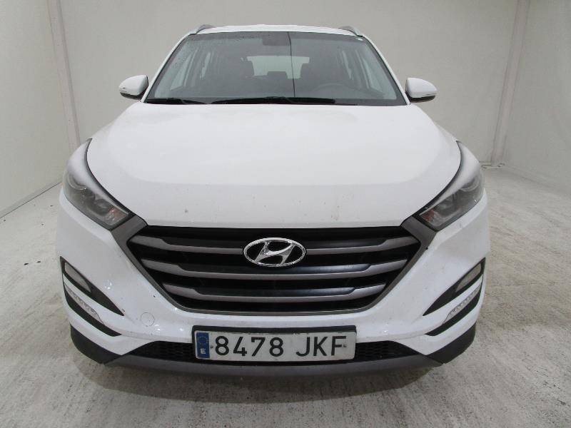 Hyundai Tucson 1.7 CRDi BlueDrive   Sky 4x2 Klass