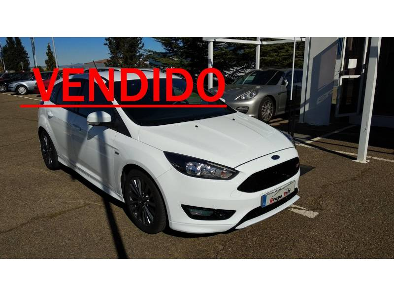 Ford Focus 1.0 Ecoboost S/S 125cv Pow. ST-Line