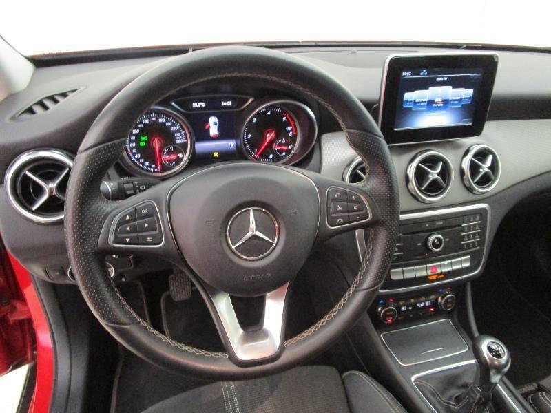 Mercedes-Benz Clase GLA GLA 200 d -