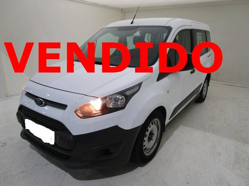 Ford Transit Connect Kombi 1.8 TDCi 75cv   210 S Base