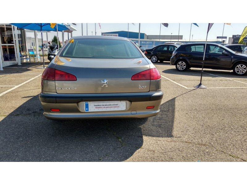 Peugeot 607 2.2 HDi Pack