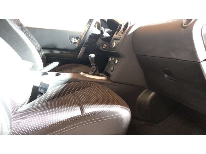 Nissan QASHQAI+2 1.5 dCi 4x2 TEKNA
