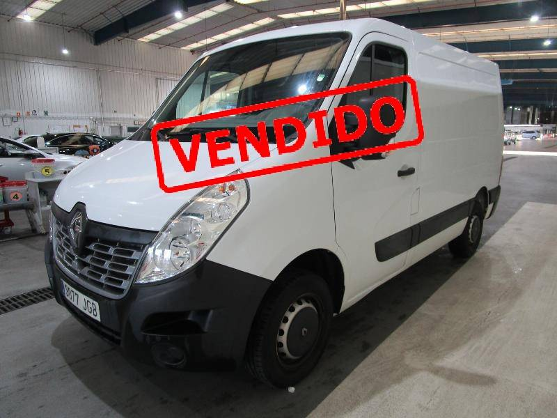 Renault Master Furgón T L1H1 2800 dCi 110 -