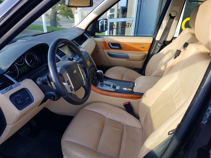 Land Rover Range Rover Sport 3.6 TD V8 HSE