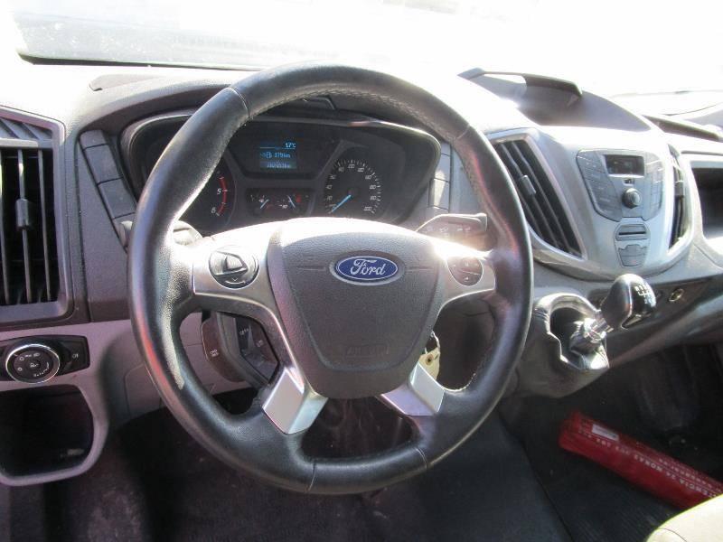 Ford Transit 310 125cv L2H2 Van   Delantera Trend