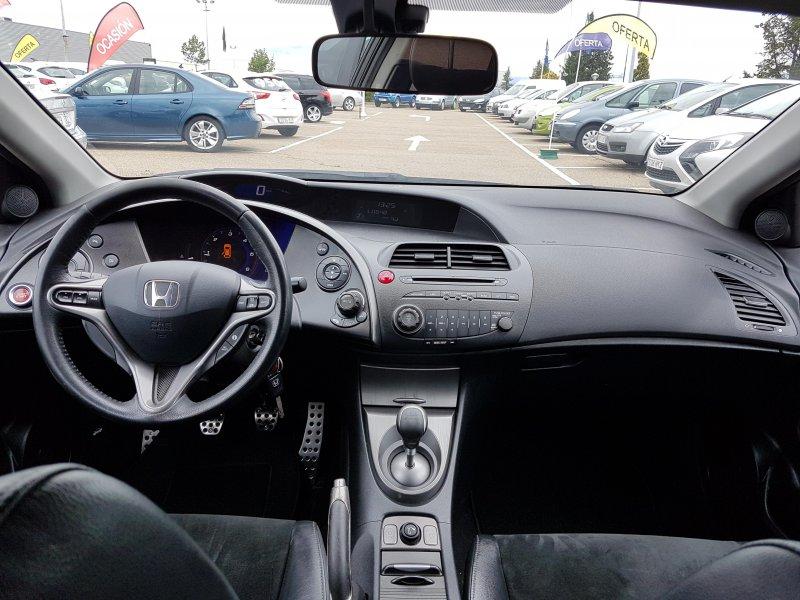 Honda Coches Civic 2.2 i-CTDi GT Sport