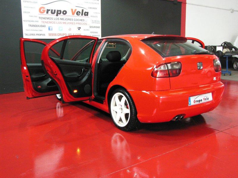 SEAT León 1.9TDi 4 150CV SPORT FORMULA RACING