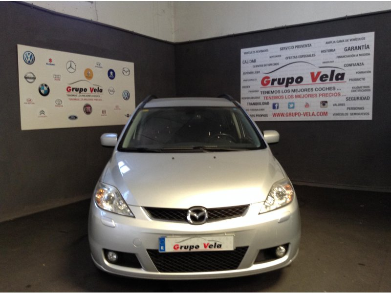 Mazda Mazda5 CRTD Active +