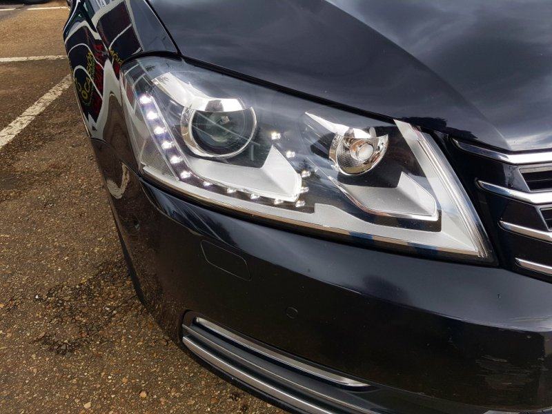 Volkswagen Passat 1.6 TDI 105CV DPF BLUEMOTION