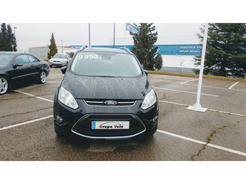 Ford Grand C-Max 1.6 TDCi 115 Auto-Start-Stop Trend