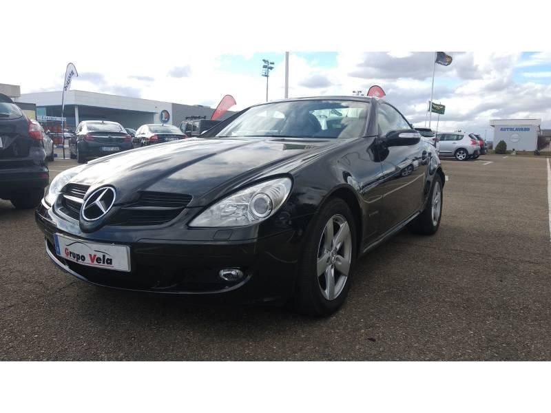 Mercedes-Benz Clase SLK SLK 200 K Sport Limited