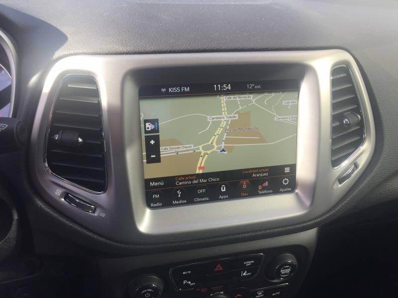 Jeep Compass 2.0 Mjet 103kW   4x4 AD Auto Longitude