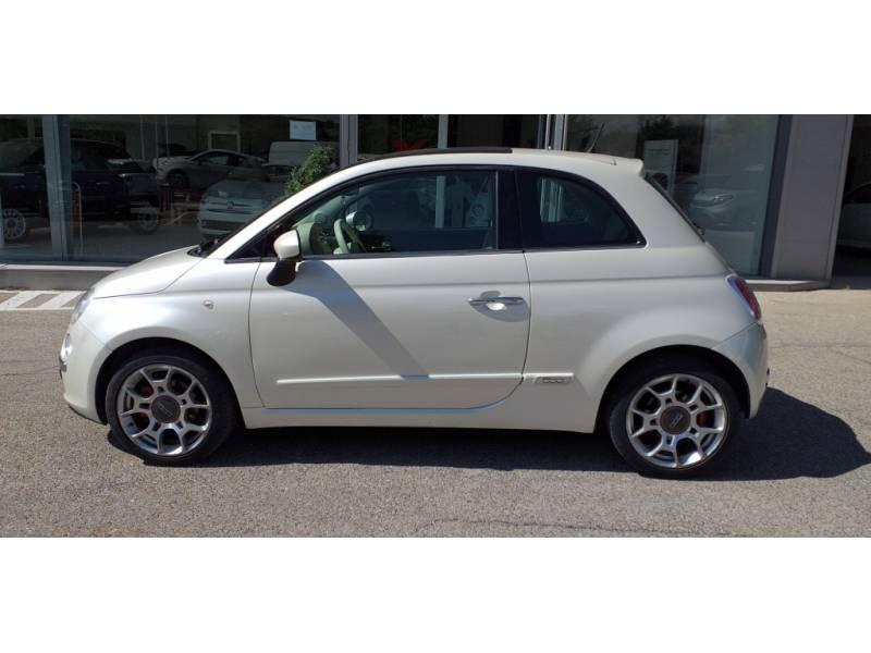 Fiat 500 1.400 (100 CV) Lounge