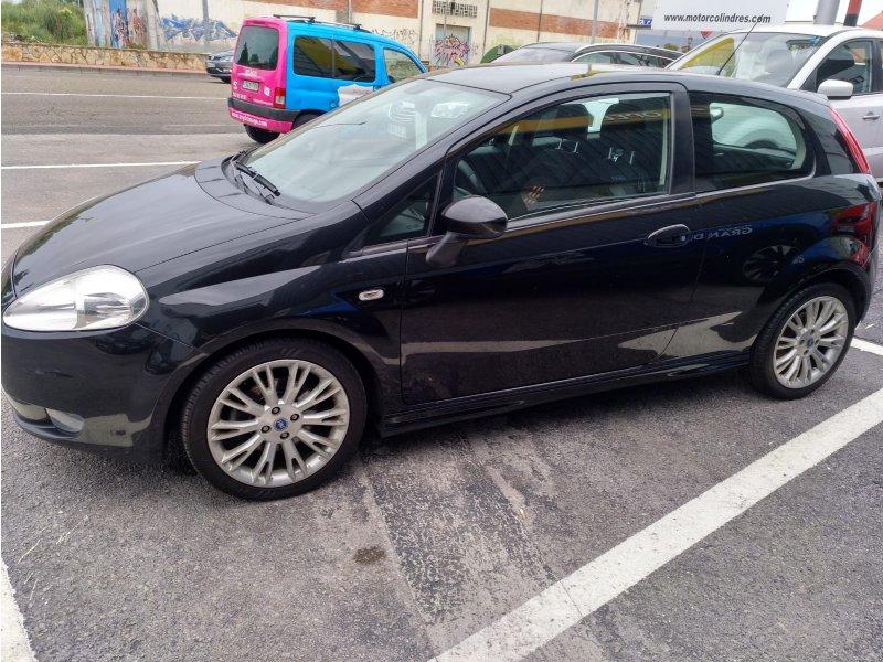 Fiat Grande Punto 1.9 Multijet 130CV Sport