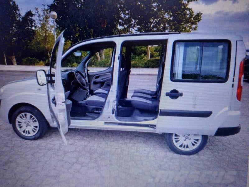 Fiat Doblò 1.3 JTD Combi Dynamic
