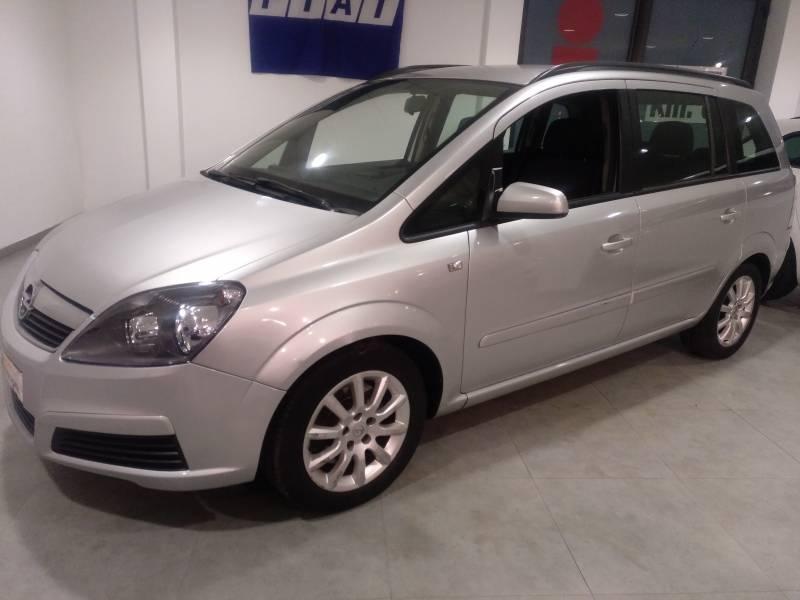 Opel Zafira 1.9 CDTi 8v 100 CV Essentia