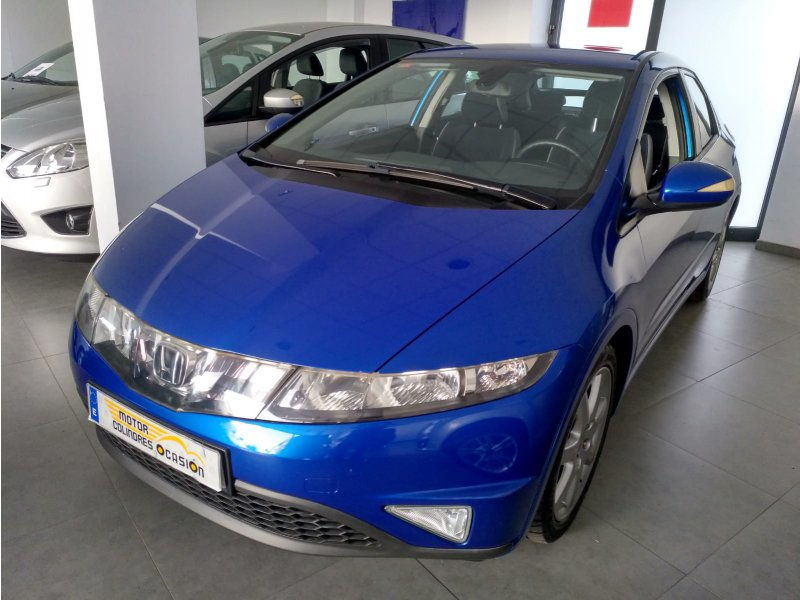Honda Coches Civic 1.8 i-VTEC Sport