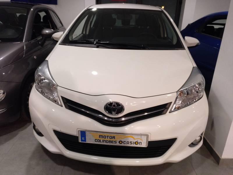 Toyota Yaris 1.0 VVT-I Live