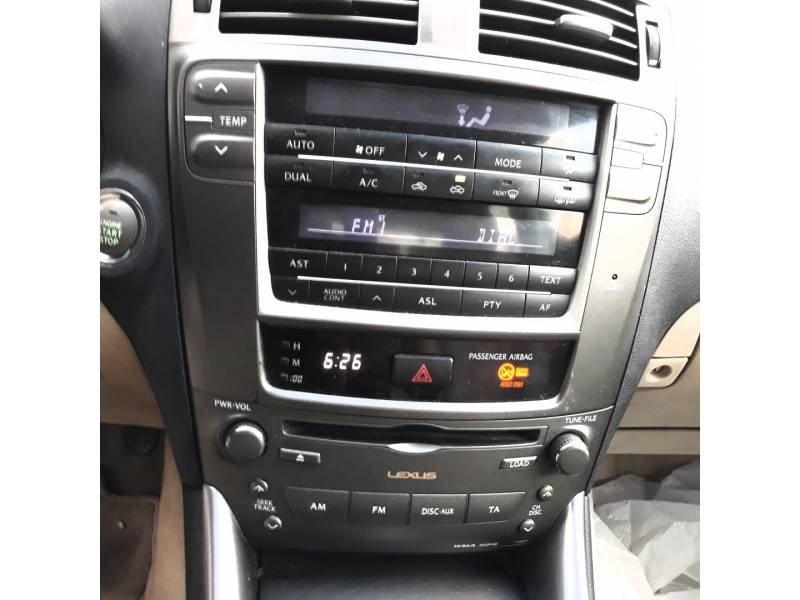 Lexus IS220d Luxury Luxury