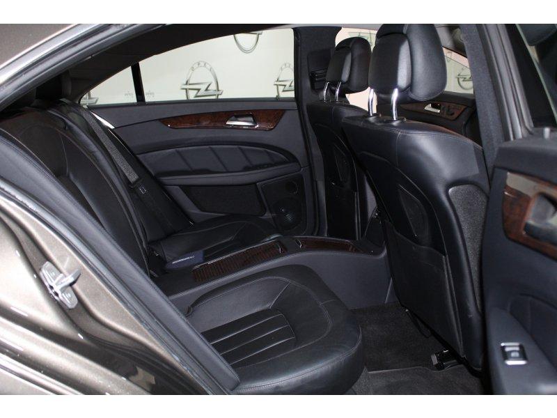 Mercedes-Benz Clase CLS 350CDI 265CV  BlueEFFICIENCY