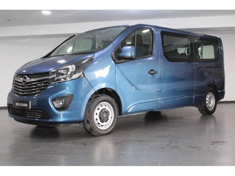 Opel Vivaro 1.6CDTI S/S 92kW (125CV) L2H1 2.7t Combi-9 -