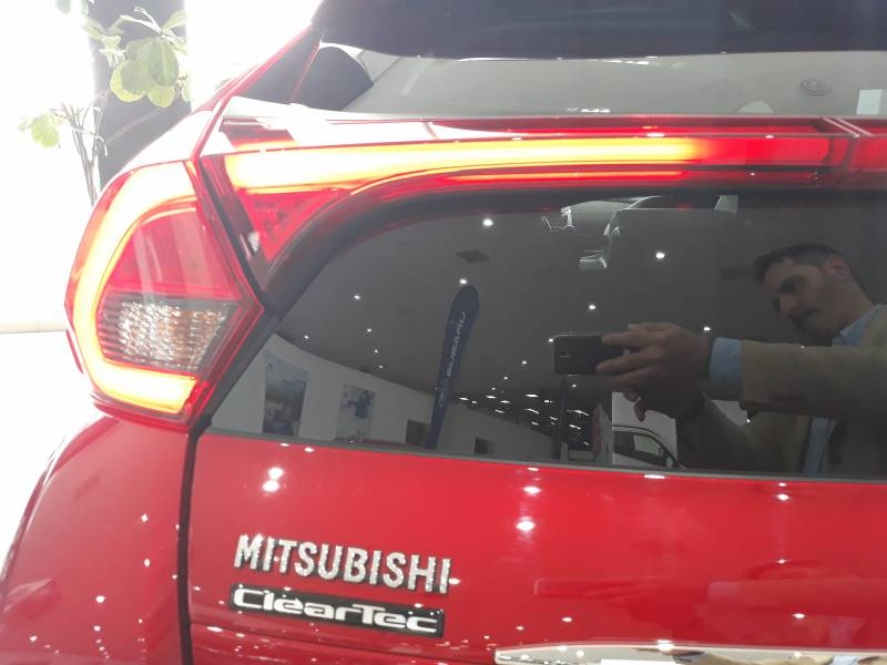 Mitsubishi Eclipse Cross 150T Kaiteki